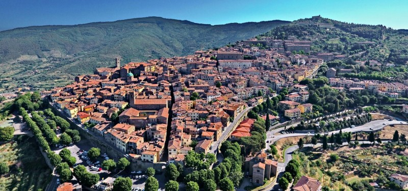 Turismo a Cortona: verso un'estate di transizione. Subito la promozione in Italia, in autunno il ritorno degli americani