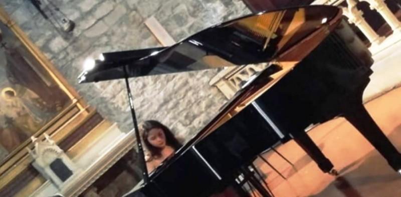 Maria Chiara Capecchi consegue la Certificazione finale al Conservatorio Musicale di Siena