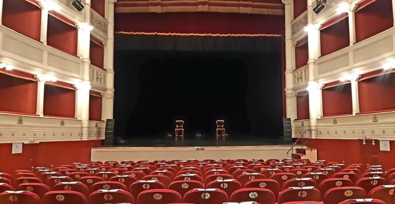 """""""Anima Smarrita"""" al Teatro Signorelli di Cortona"""