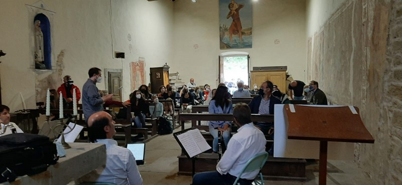 Nuova luce per la chiesa di Vaglie, prosegue il progetto di valorizzazione
