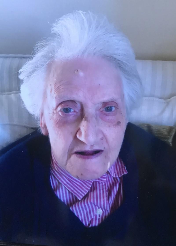 I 101 anni della signora Graziella Cocchi Guiducci