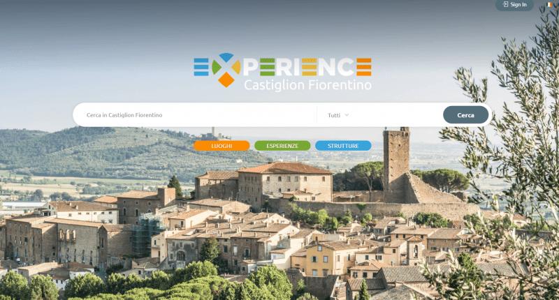 E' on line il nuovo circuito digitale d'informazioni e proposte turistiche geolocalizzate di Castiglion Fiorentino