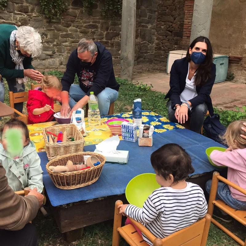 Festa dei Nonni speciale a Cortona
