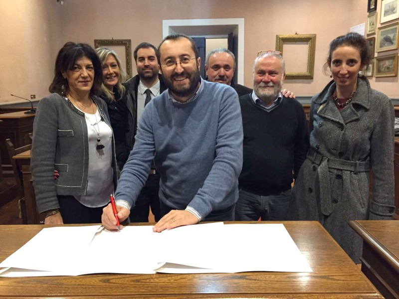Firmata a Montepulciano la convenzione con Toscana Promozione Turistica