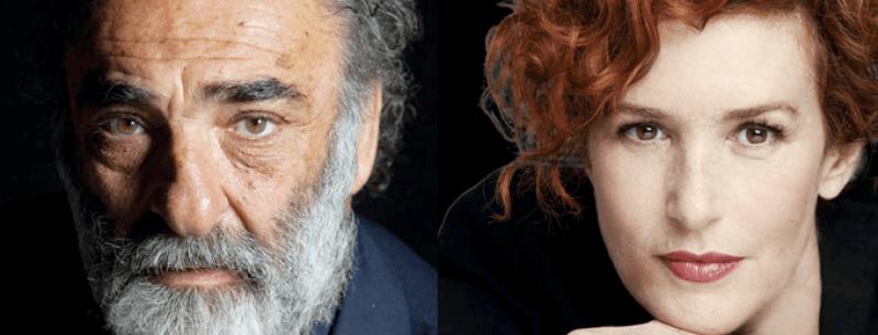 """Lucrezia Lante della Rovere e Alessandro Haber al Teatro del Popolo con """"Il padre"""""""