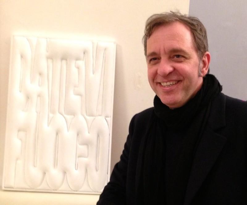 Successo dell'artista Mario Consiglio a Spazio Ulisse di Chiusi