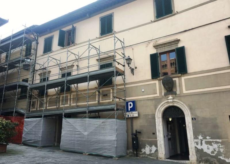 Al via il miglioramento sisimico del palazzo comunale di Marciano della Chiana
