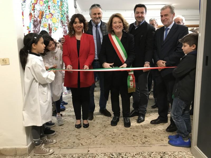Il centro di cottura di Monte San Savino è stato inaugurato