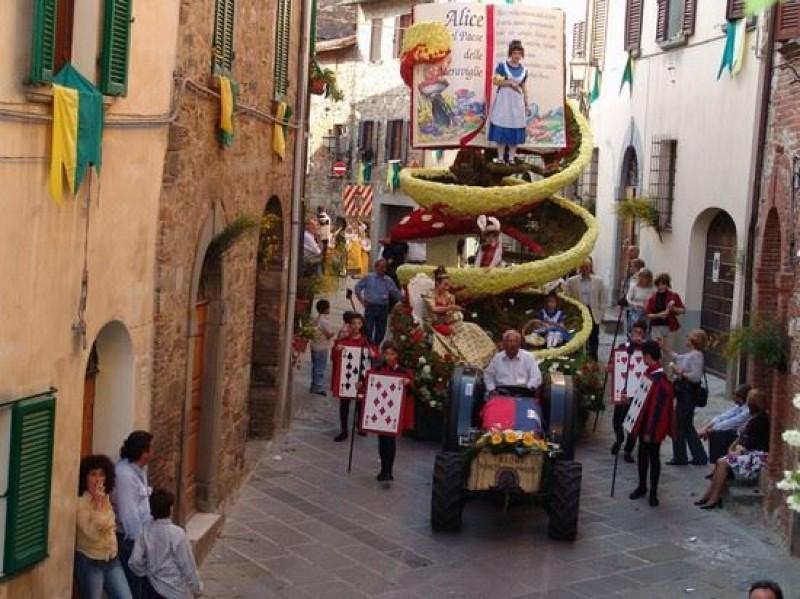 La Maggiolata di Lucignano compie 80 anni