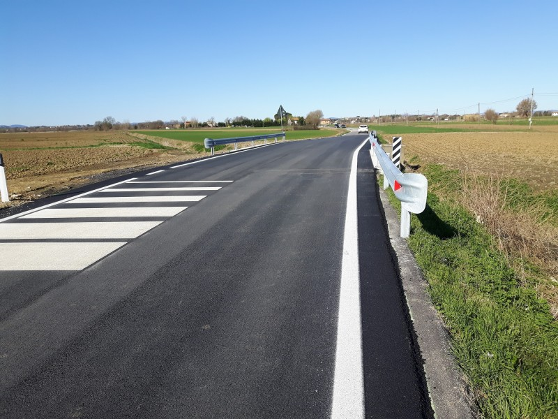 Viabilità a Cortona Sabato 20 maggio inaugurazione dei rinnovati Ponti della Strada di Mezzafratta