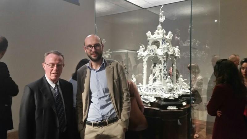 """Il Tempietto Ginori star alla mostra  """"La Fabbrica della Bellezza. La manifattura Ginori e il suo popolo di statue"""""""