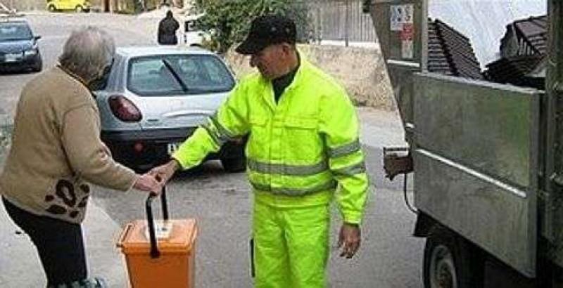 In pieno svolgimento il secondo step dell'attivazione del Porta a Porta nelle nuove aree di Castiglion Fiorentino