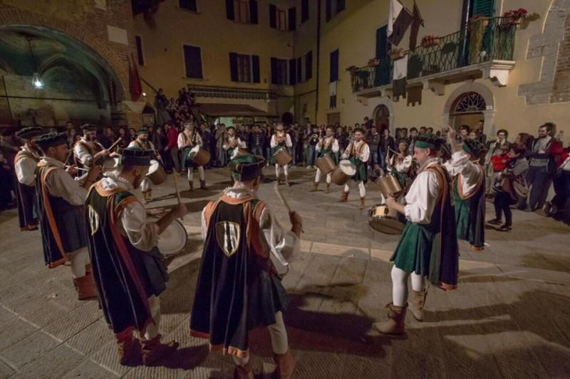 Festa nel Castello per il gran finale del Serremaggio