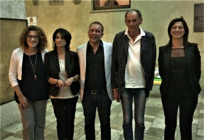 Sarteano: ecco la Giunta del secondo mandato Landi