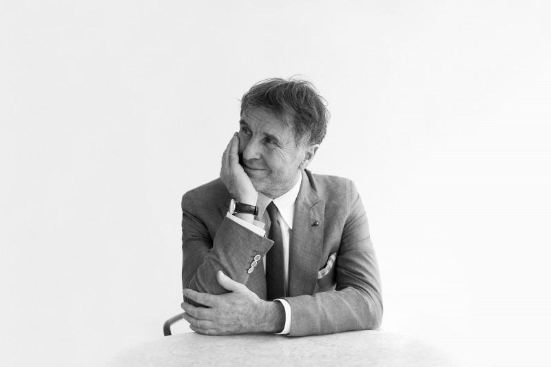A Brunello Cucinelli il premio Giogo D'Argento 2017
