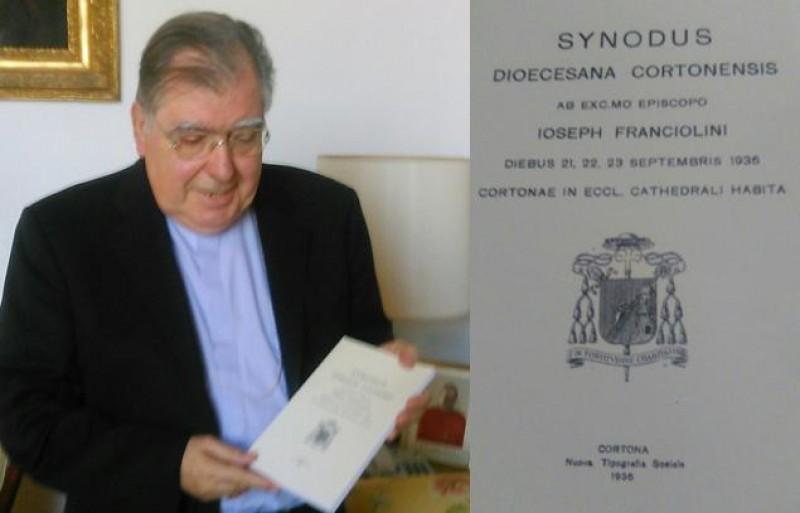 Synodus diocesana cortonensis del 1936.