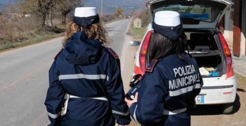 Selezione per l'assunzione di un agente di polizia municipale
