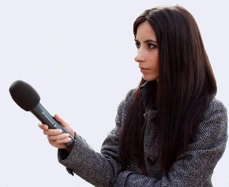 La giornalista Sara Lucaroni tra i vincitori del Festival del Mediterraneo