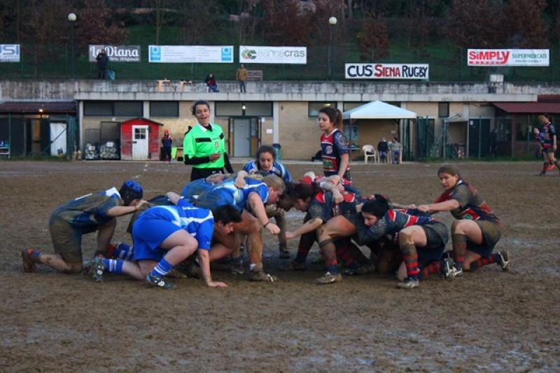 Rugby: tris di vittorie per le donne Etrusche
