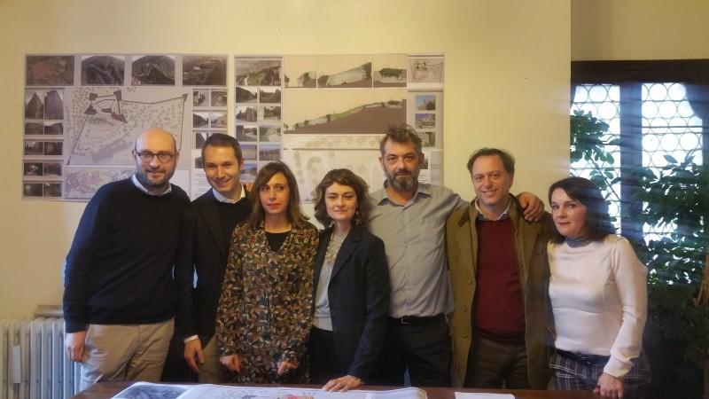Presentato il progetto Fortezza: un centro di produzione culturale innovativo e all'avanguardia