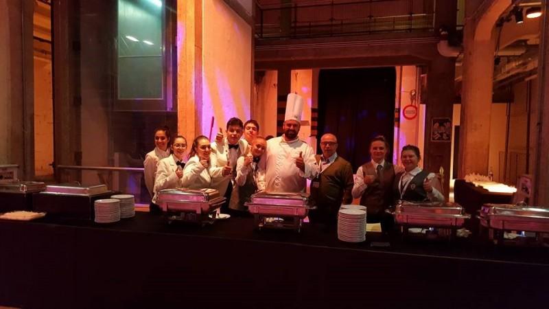"L'Alberghiero ""A. Vegni"" di Cortona si prepara a celebrare la cucina francese"