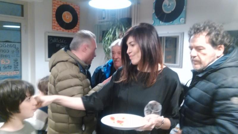 Il grazie di Chiara Gagnarli agli elettori cortonesi.