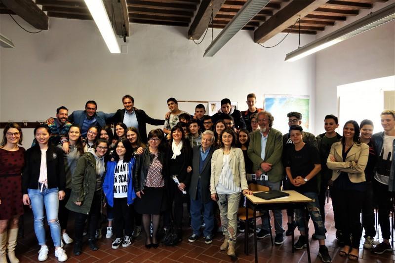 """Internet@minori@adulti"""": 70 studenti di Cortona per l'uso consapevole del web"""