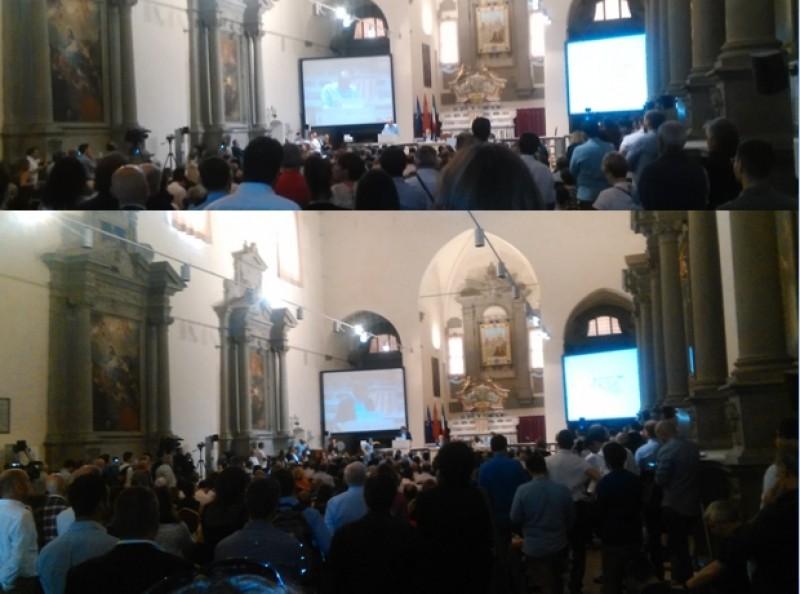 Conclusa la convention Pd. Nicola Zingaretti indicato come candidato alla segreteria del partito