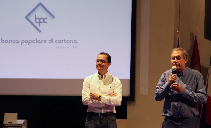 La Banca Popolare di Cortona incrementa la sua presenza ad Arezzo