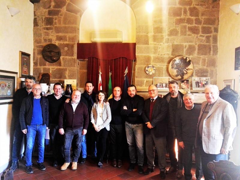 """Fondazione """"Valdichiana Promozione"""":  primo incontro dei membri fondatori"""