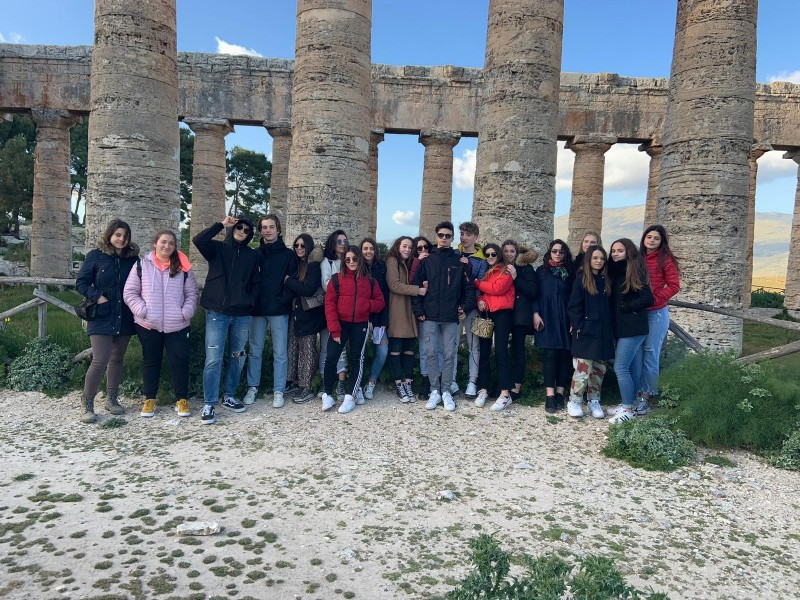 Il Classico di Cortona in Sicilia sulla Rotta dei Fenici