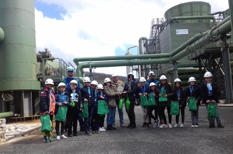"""Premiati i ragazzi della scuola di Pergo vincitori del concorso """"Play Energy Enel"""""""