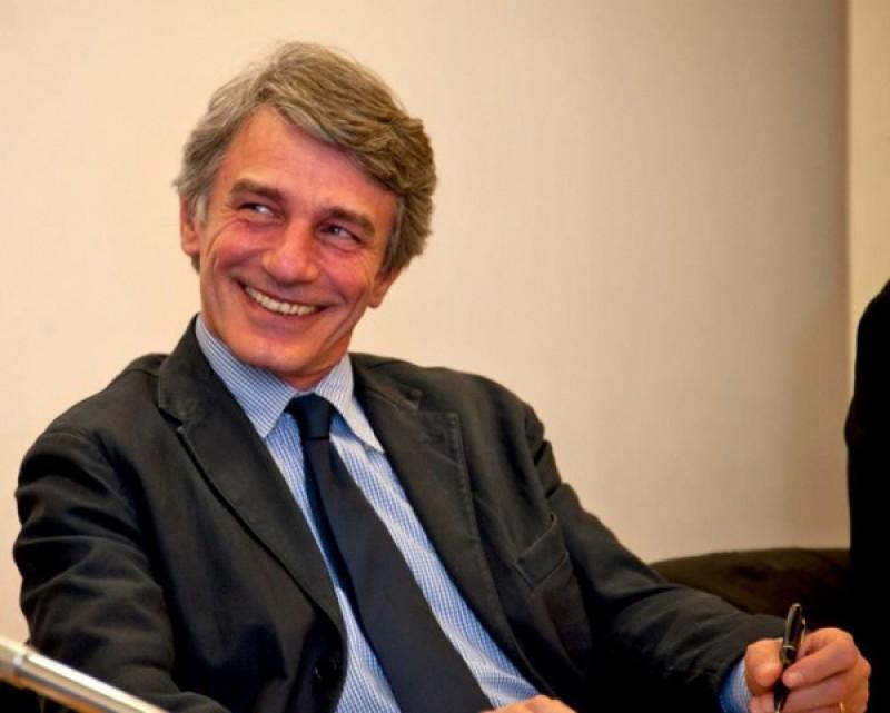 Cortona ed Europa, secondo David Sassoli.