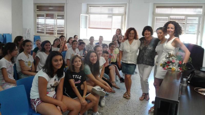 Le ricercatrici Maria Caporali e Susanna Rosi incontrano gli studenti castiglionesi
