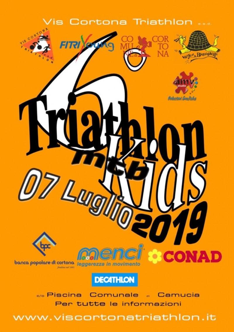 Successo del Sesto Triathlon KIDS