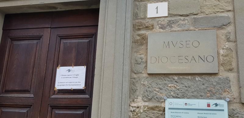 Lettera aperta delle cittadine e dei cittadini al Sindaco di Cortona sulla chiusura del Museo Diocesano