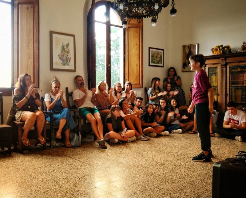 Torna la Summer Musical Theatre organizzata dalla Compagnia Teatro Giovani Torrita