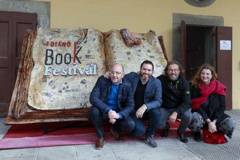 Parte il Foiano Book Festival