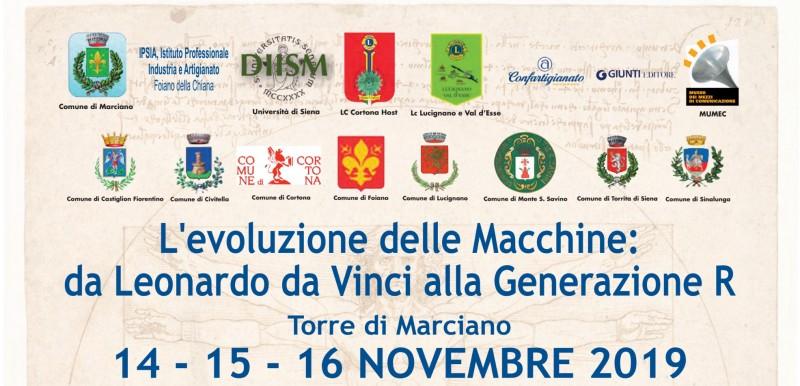 L'evoluzione delle macchine: da Leonardo Da Vinci alla Generazione R