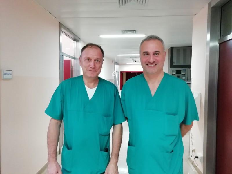 Nuova stagione per la robotica ortopedica all'Ospedale di Fratta