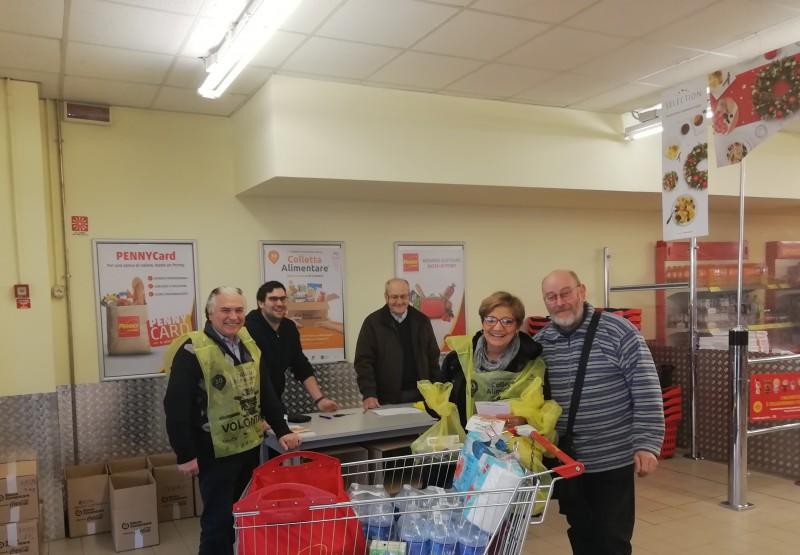 Colletta alimentare per i poveri