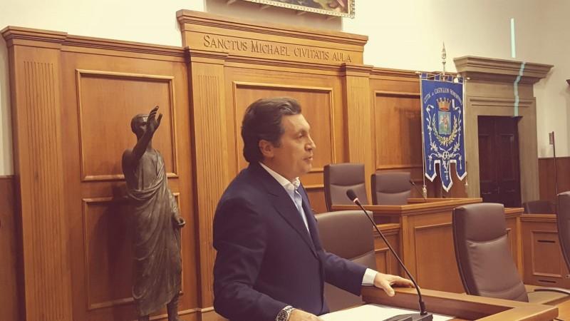 """Agnelli (Sindaco C. Fiorentino): """"La sfida dei prossimi anni: conciliare ambiente, sicurezza alimentare ed agricoltura"""""""