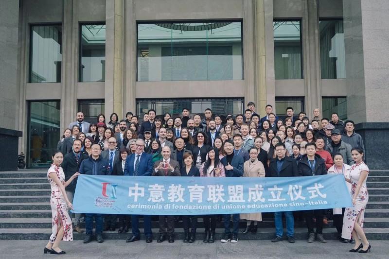 Il Liceo Artistico L. Signorelli di Cortona vola in Cina